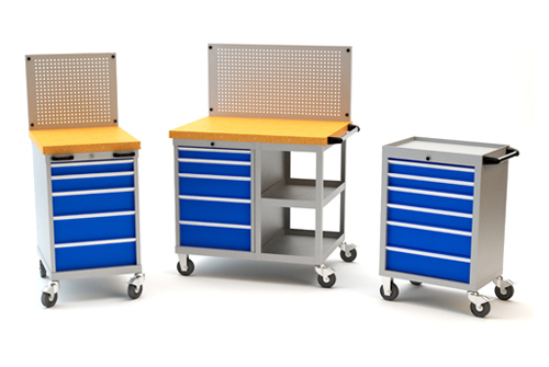 tool trolley manufacturer in india